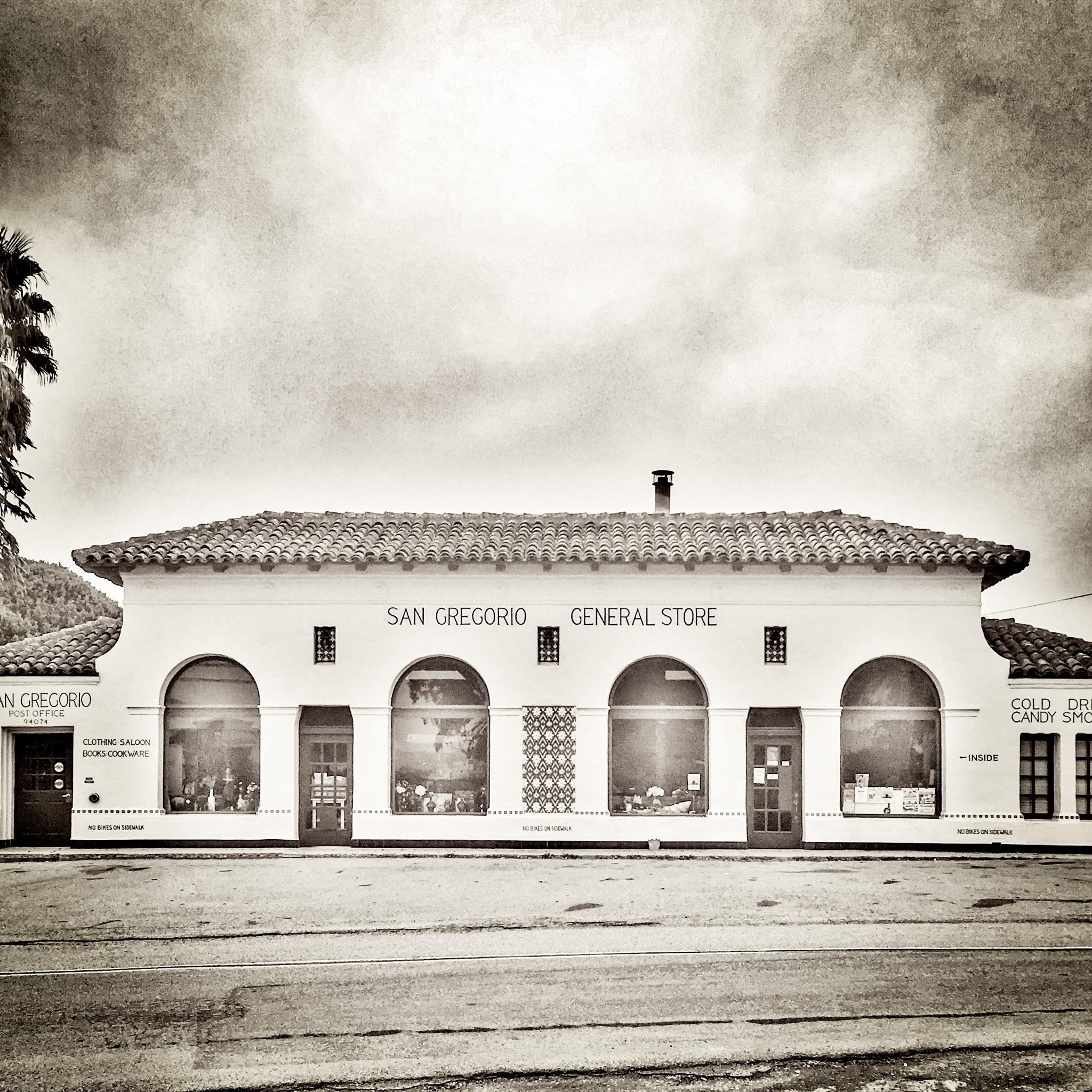 Beach House Hotel Half Moon Bay: San Gregorio History