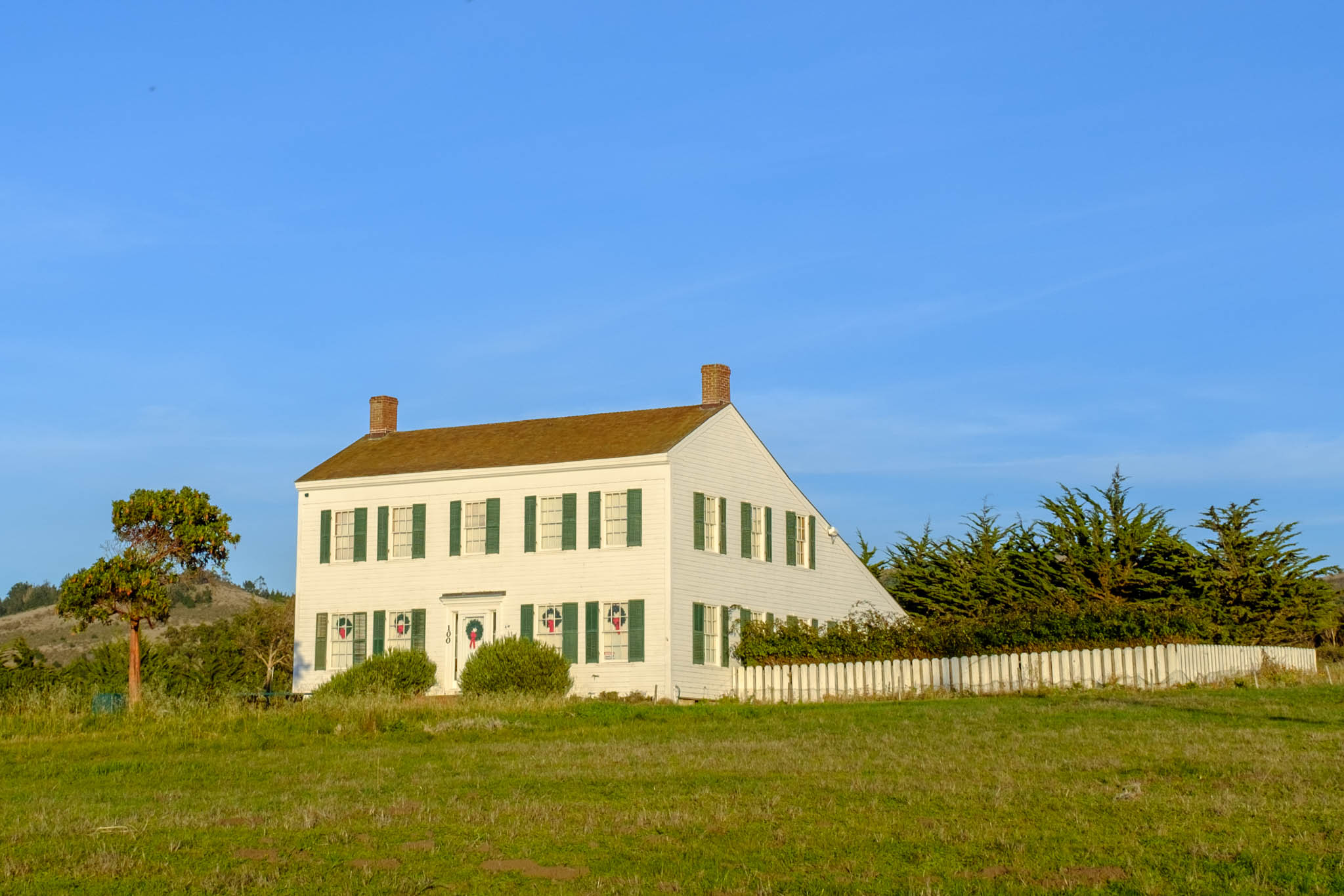Half Moon Bay's Historic James Johnston House