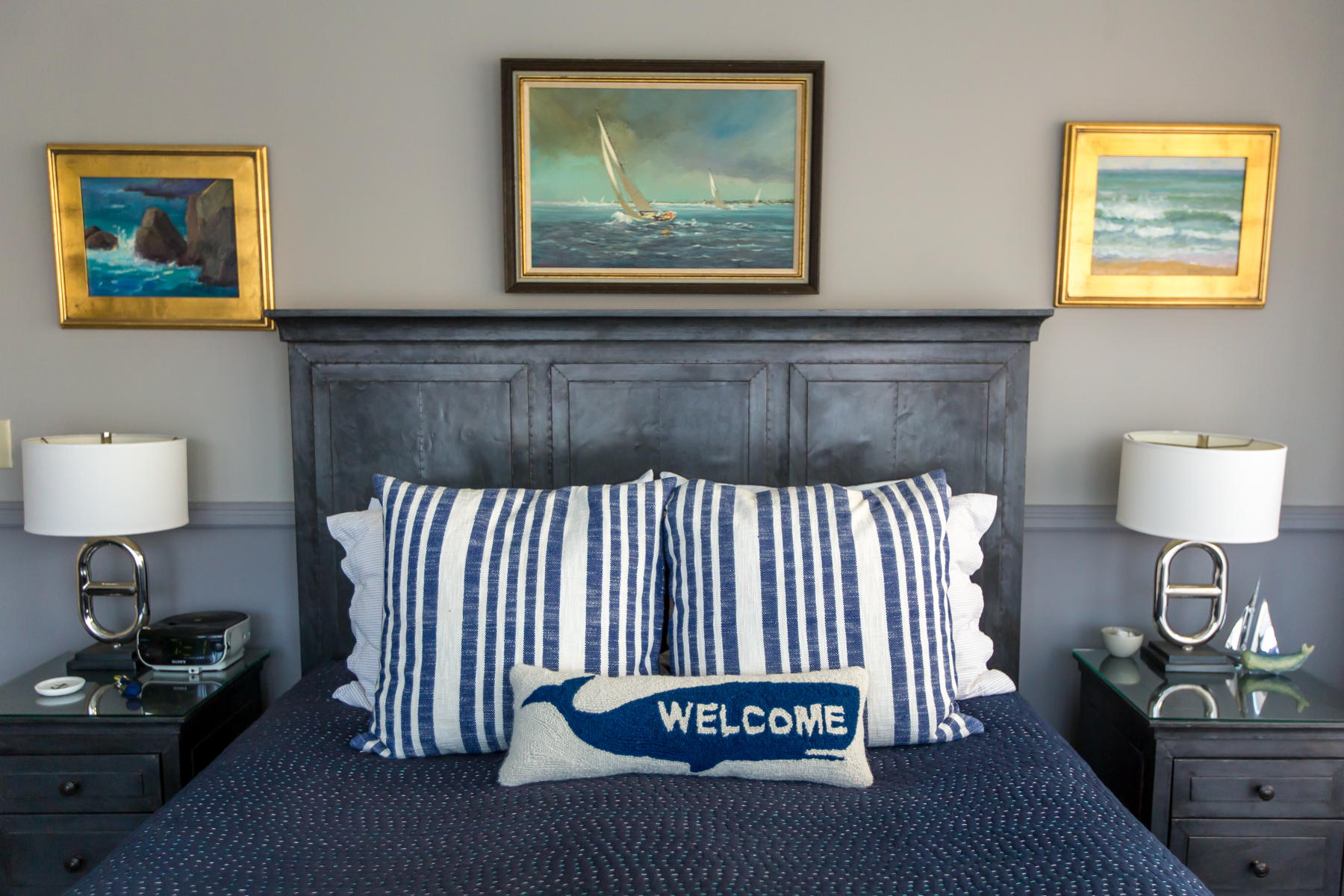 Guest Room at Nantucket Whale Inn - Photo by Garrick Ramirez