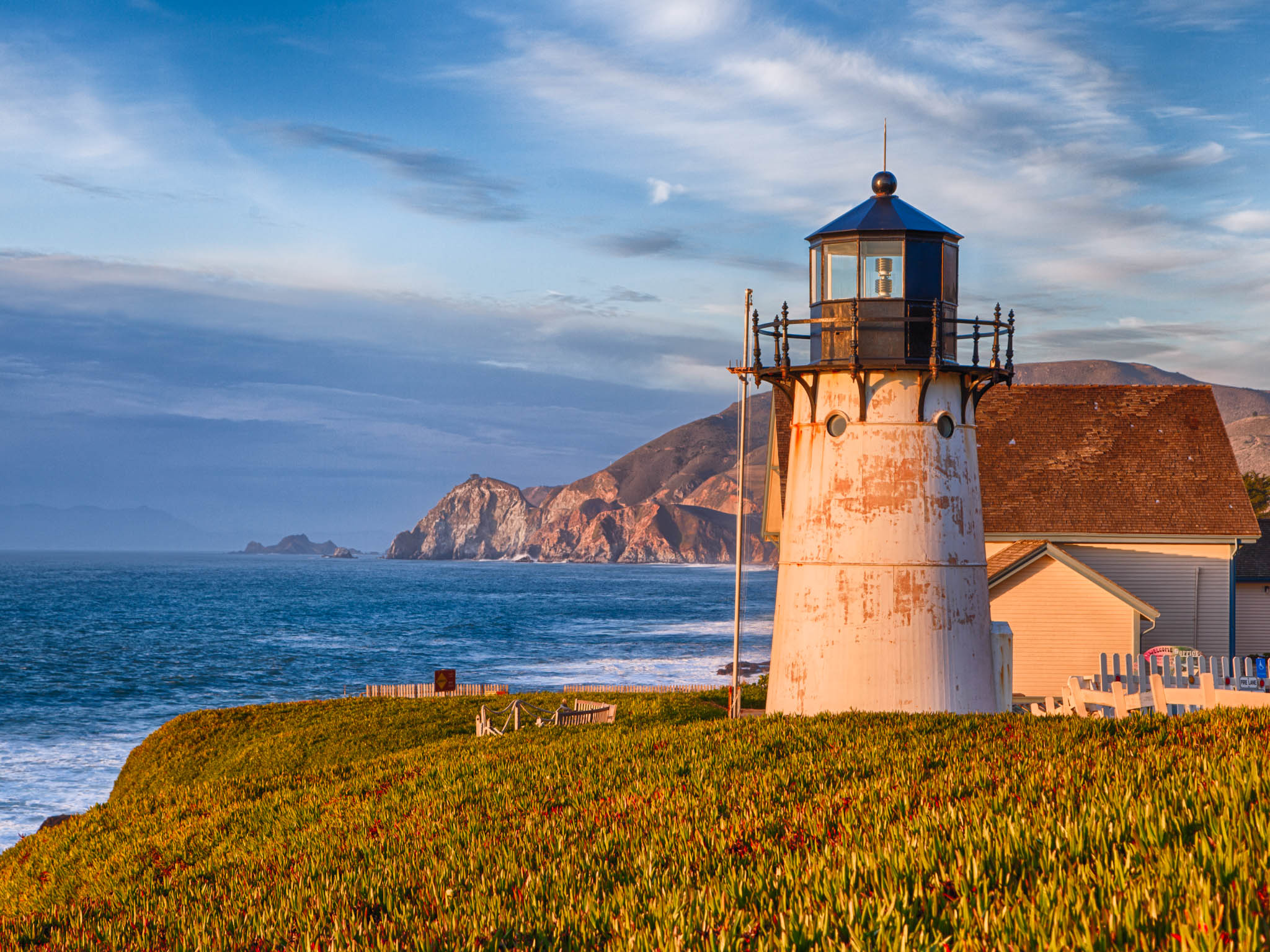 Point Montara Light Station - Photo by Kevin Henney