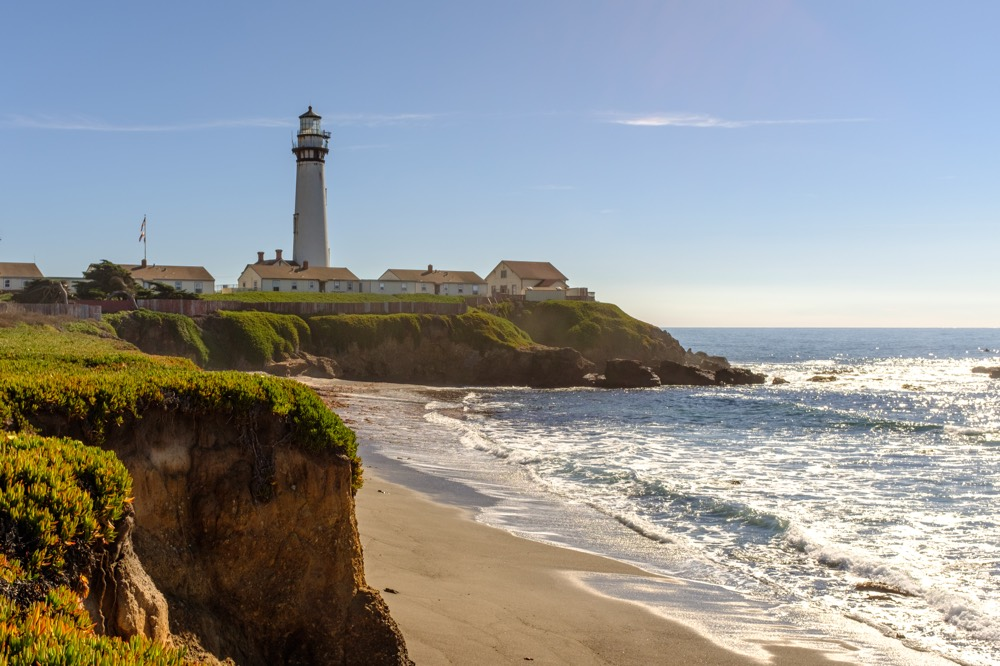 Pigeon Point Lighthouse - Photo by Kevin Henney
