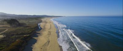 Half Moon Bay Beach