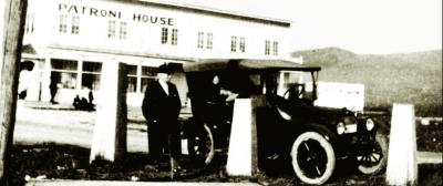 Patroni House in Princeton, Courtesy Half Moon Bay History Association