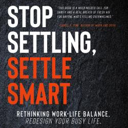 Stop Settling, Settle Smart Book Launch Party Thumbnail