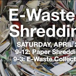 E-Waste & Shredding Event Thumbnail