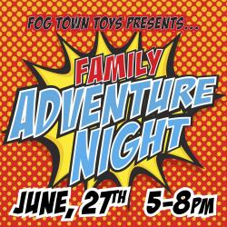 Family Adventure Night Thumbnail