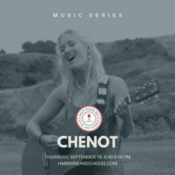 Music Series: Chenot - Solo Voice & Guitar Thumbnail