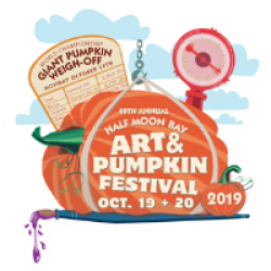 Half Moon Bay Art & Pumpkin Festival Thumbnail