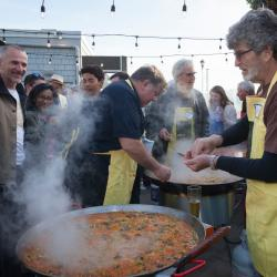Sonrisas 6th Annual Cooking for a Cause Paella Demonstration and Dinner Thumbnail