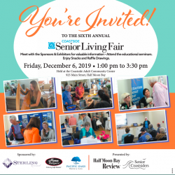 6th Annual Coastside Senior Living Fair Thumbnail
