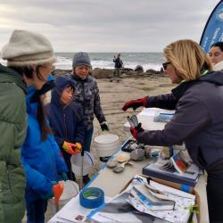 Surfer's Beach and Pillar Point Beach Cleanup Thumbnail