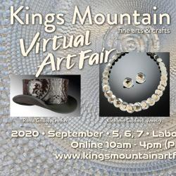 Virtual- Kings Mountain Art Fair Thumbnail
