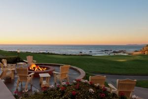 The Ocean Terrace At Ritz Carlton Half Moon Bay
