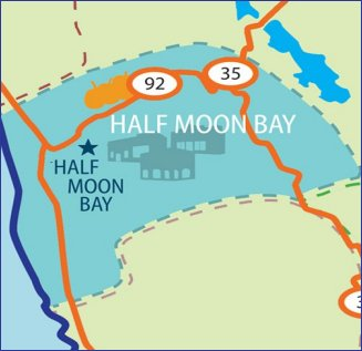 Region - Half Moon Bay