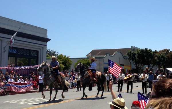 4th of July bay are events