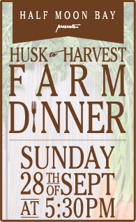 Husk to Harvest Farm Dinner