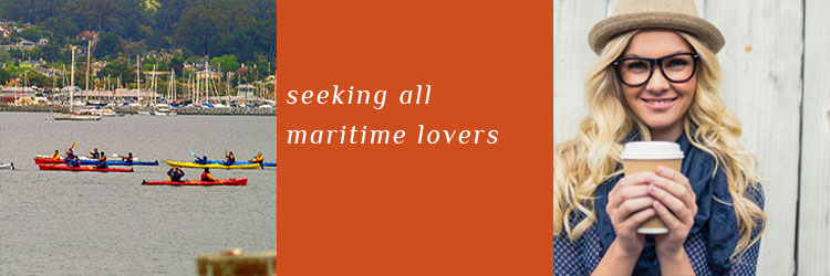 Seeking all maritime lovers